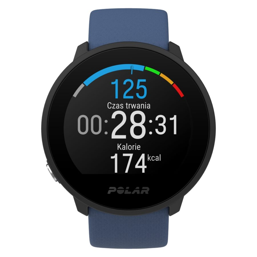 Polar przygotował zegarek fitness dla osób, które nie potrzebują miliona funkcji 24