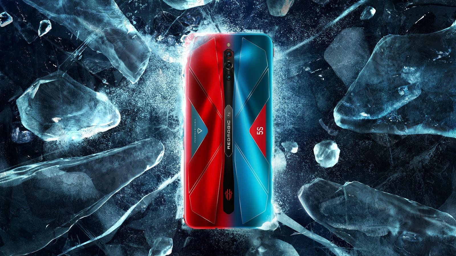 Wojna gamingowych smartfonów. Oto nowa Nubia Red Magic 5S 23