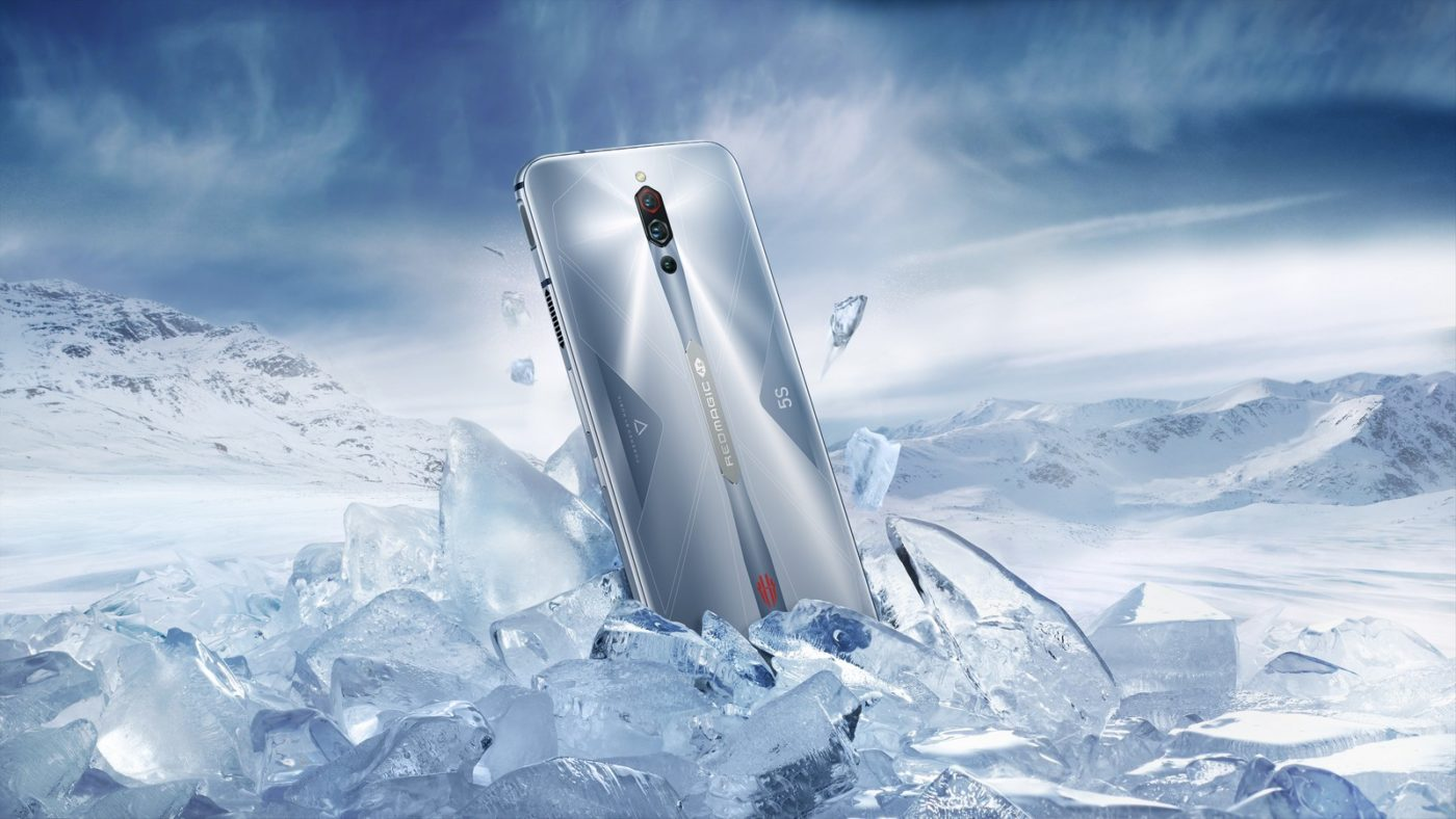 Wojna gamingowych smartfonów. Oto nowa Nubia Red Magic 5S 25