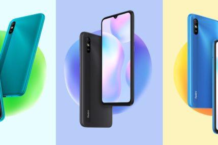 smartfon Redmi 9A smartphone