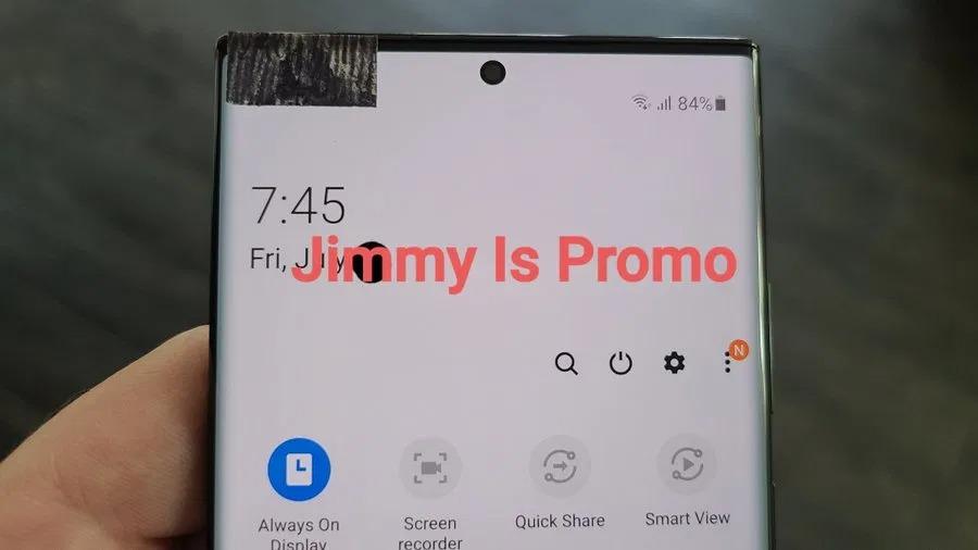Samsung Galaxy Note 20 Ultra na żywo. Główny aparat nie wygląda źle! 21
