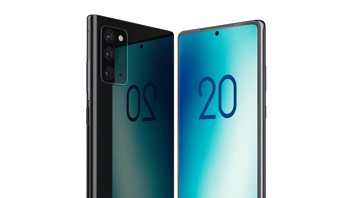 Samsung Galaxy Note 20 w wersji standardowej - aparat nie będzie tak perfidnie wystawał 18