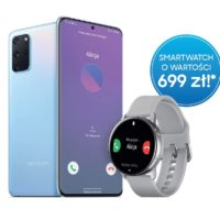 promocja Samsung Galaxy S20 Galaxy Watch Active 2 gratis