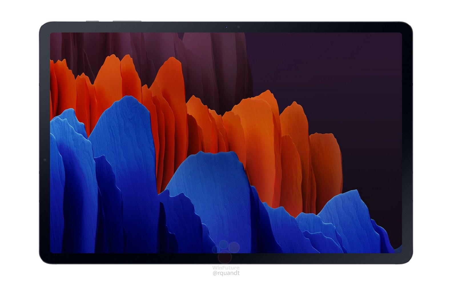 Samsung Galaxy Tab S7 Plus tablet