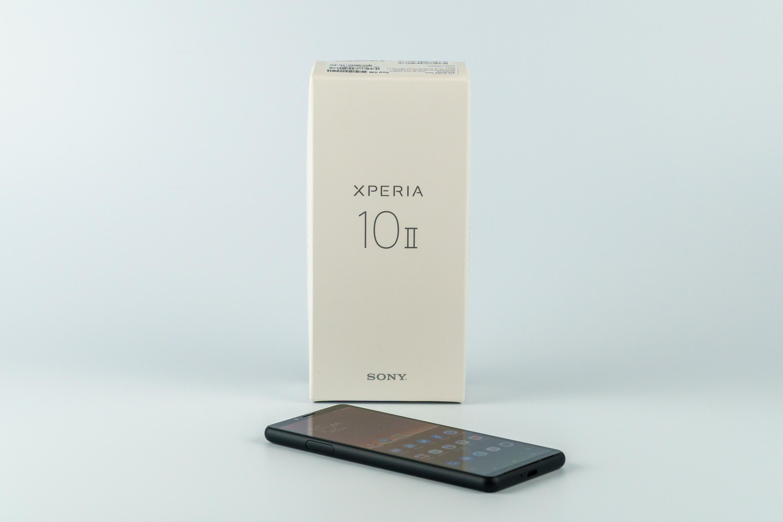 Sony Xperia 10 II opakowanie