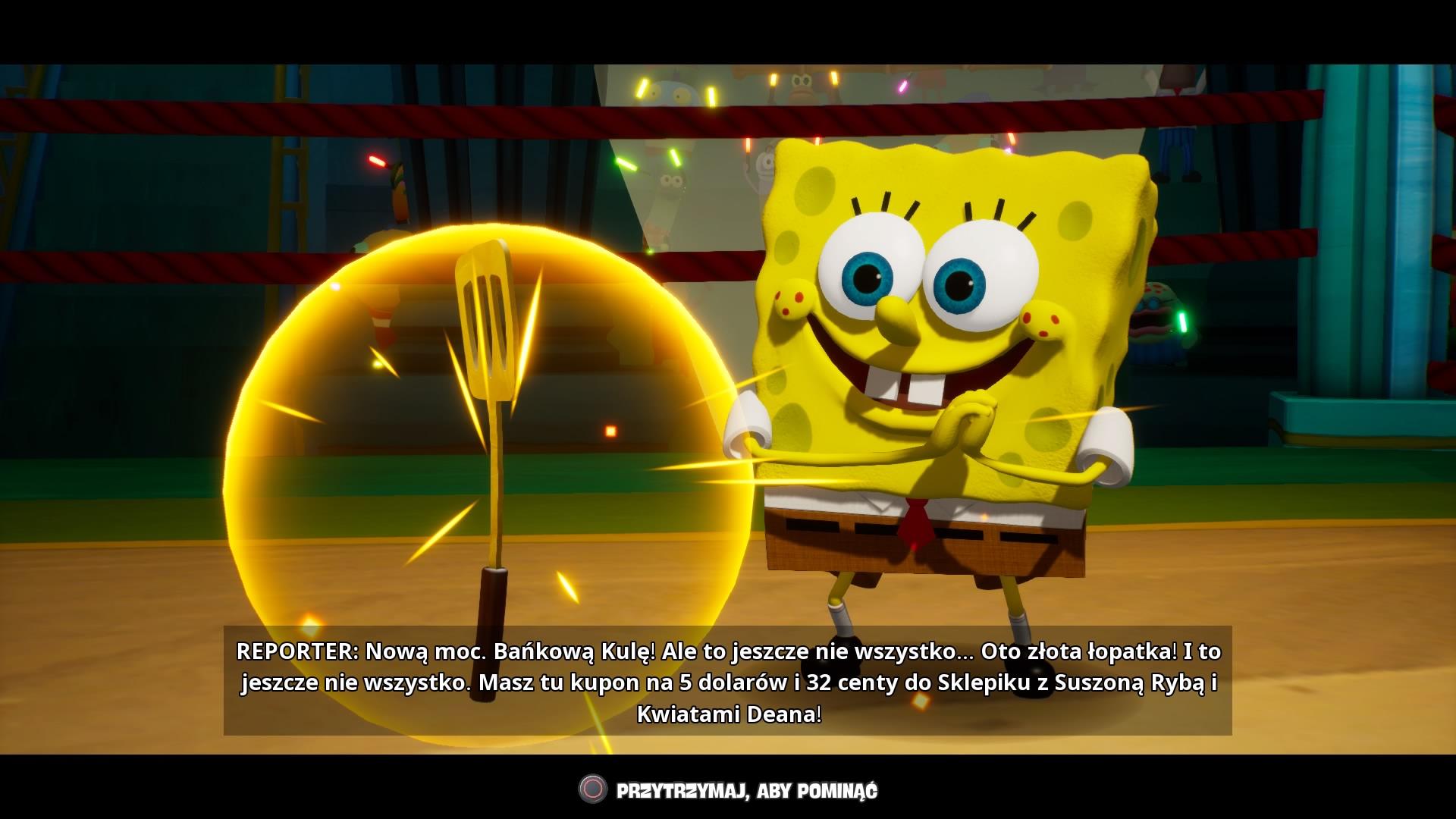 Recenzja SpongeBob SquarePants: Battle for Bikini Bottom - Rehydrated. Naprawdę udany tytuł nie tylko dla najmłodszych 19