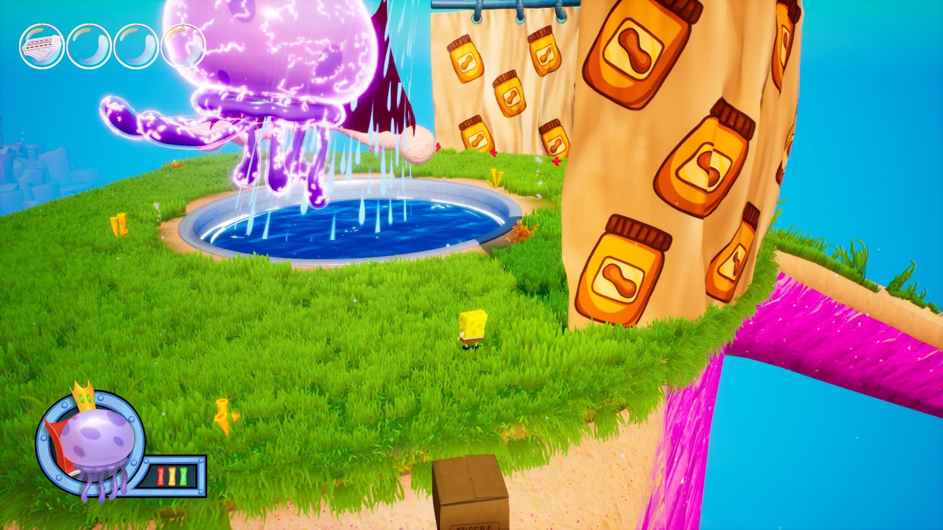 Recenzja SpongeBob SquarePants: Battle for Bikini Bottom - Rehydrated. Naprawdę udany tytuł nie tylko dla najmłodszych