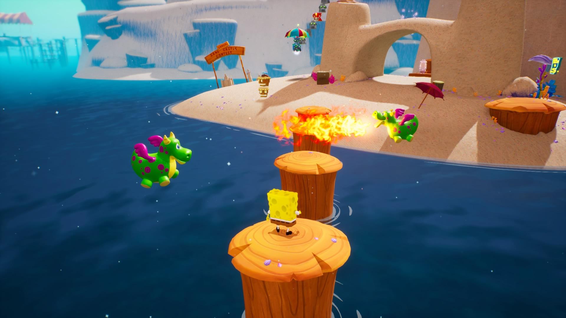 Recenzja SpongeBob SquarePants: Battle for Bikini Bottom - Rehydrated. Naprawdę udany tytuł nie tylko dla najmłodszych 22