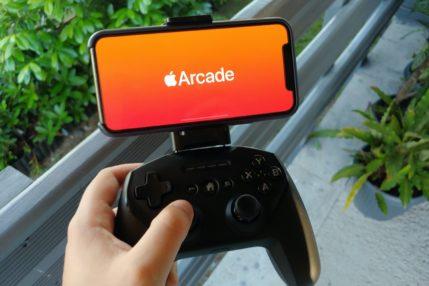 SteelSeries Nimbus+. Świetny sposób, aby z iPhone'a zrobić przenośną konsolę do gier 23