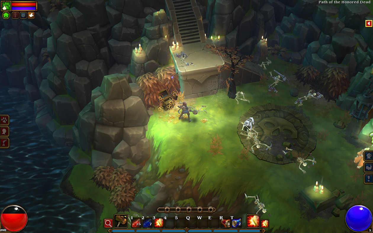 Torchlight II Epic Games