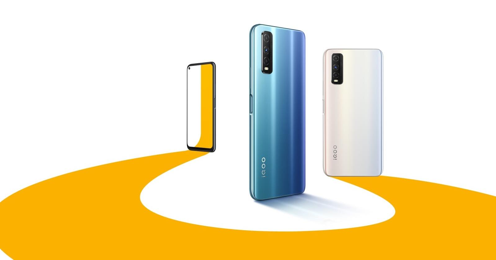smartfon Vivo iQOO U1 smartphone