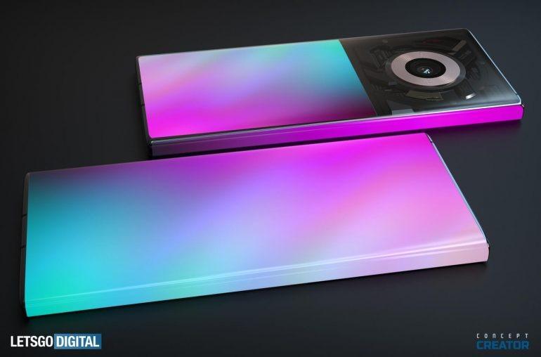 Trzeba to przyznać - ten projekt Xiaomi Mi Mix Alpha Pro wygląda kosmicznie