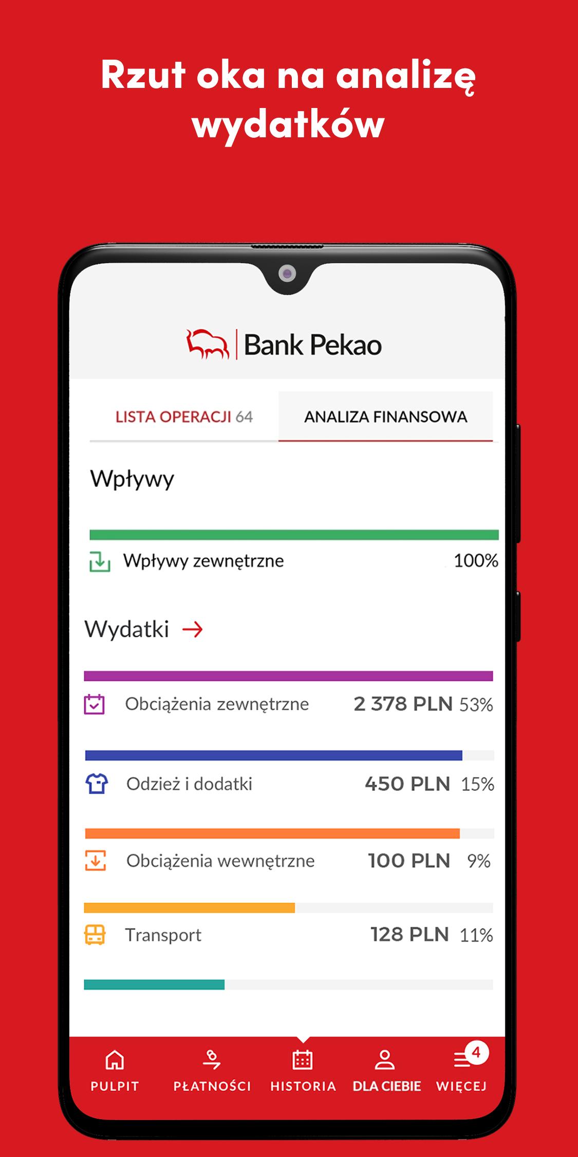 aplikacja PeoPay Bank Pekao
