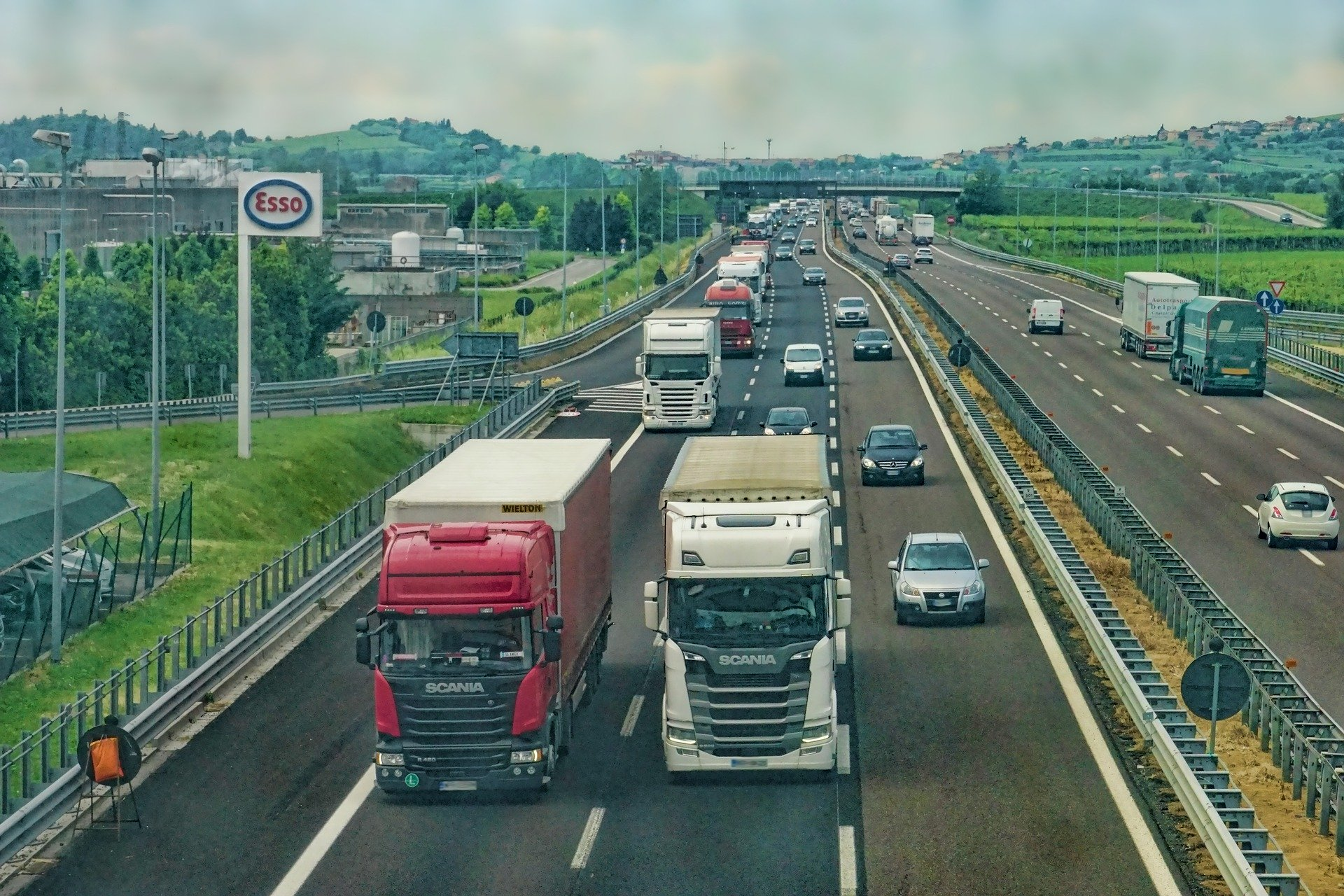 Nowy system poboru opłat drogowych – geolokalizacja i mobilna aplikacja