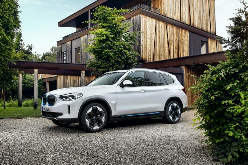 BMW iX3 oficjalnie. Bawarczycy rzucają wzywanie Tesli 19