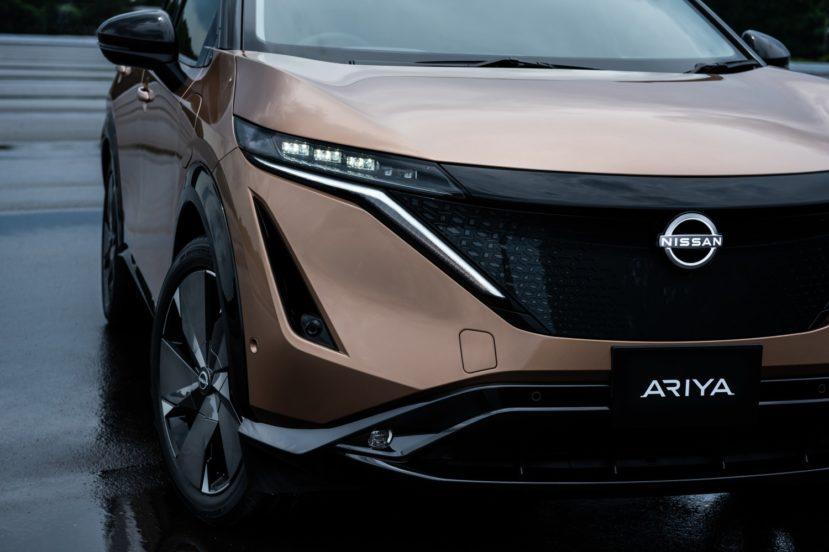 Nissan Ariya – elektryczny crossover o zasięgu nawet 500 km 22