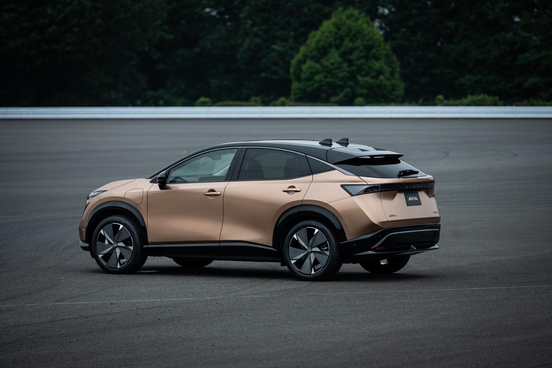 Nissan Ariya – w pełni elektryczny crossover