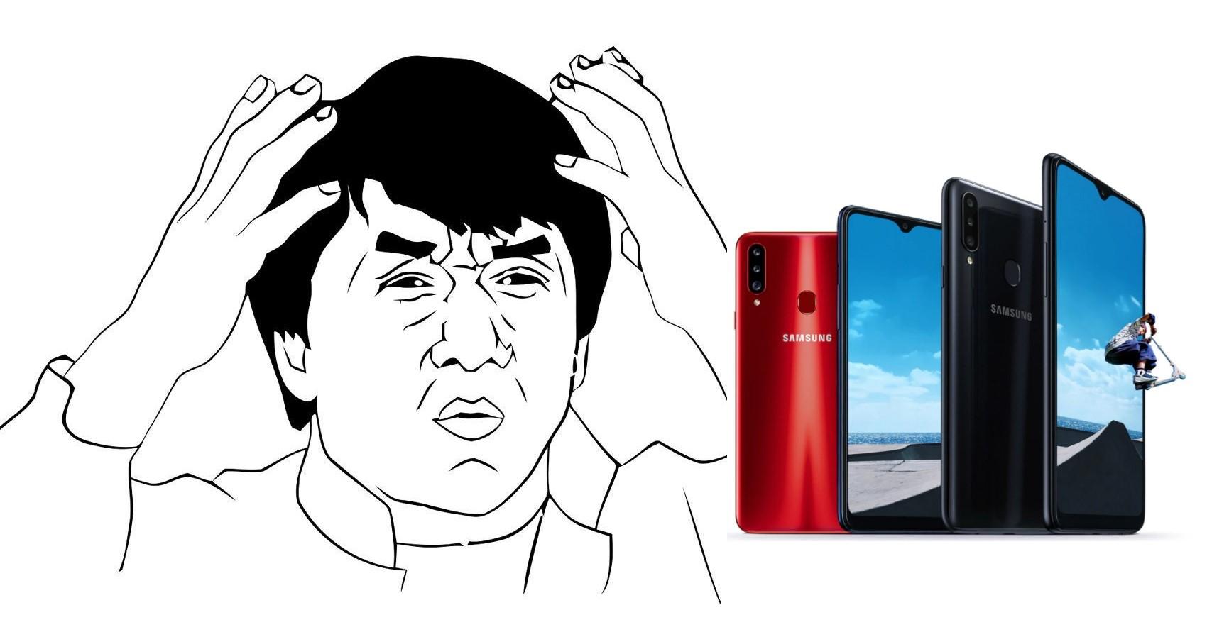 Trudno to pojąć: Samsung Galaxy A20s w Polsce za 800 zł. Skąd ta cena? 16 Galaxy A20s