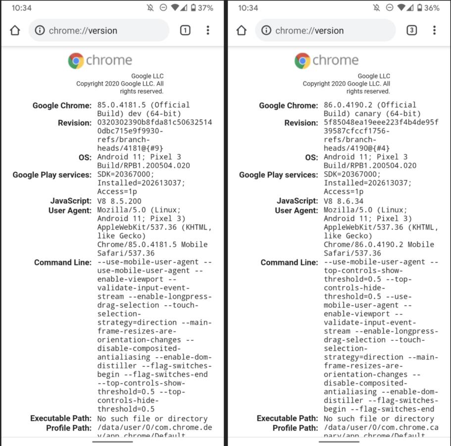 Serio, dopiero teraz? Google Chrome na Androida przejdzie na 64 bity 19
