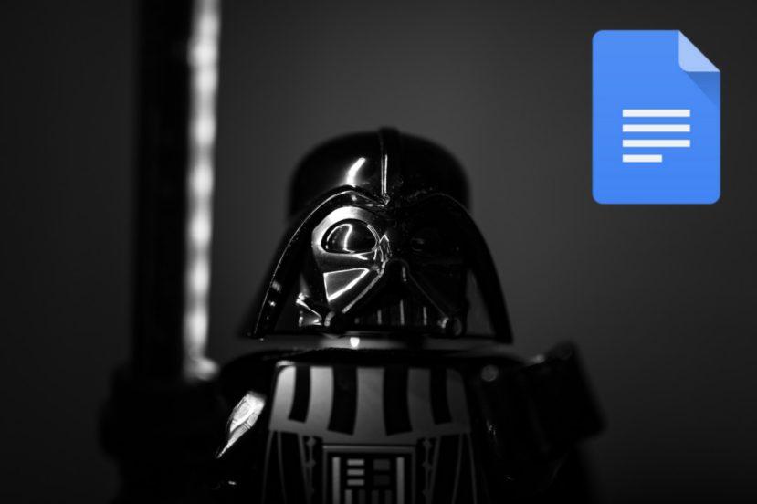 Dokumenty Google na Androidzie przechodzą na ciemną stronę mocy 23