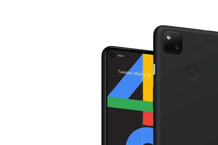 Wprost od Google - oficjalna grafika przedstawiająca smartfon Pixel 4a 16