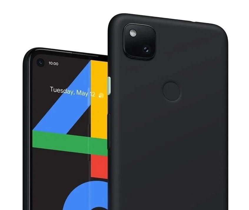 Wprost od Google - oficjalna grafika przedstawiająca smartfon Pixel 4a