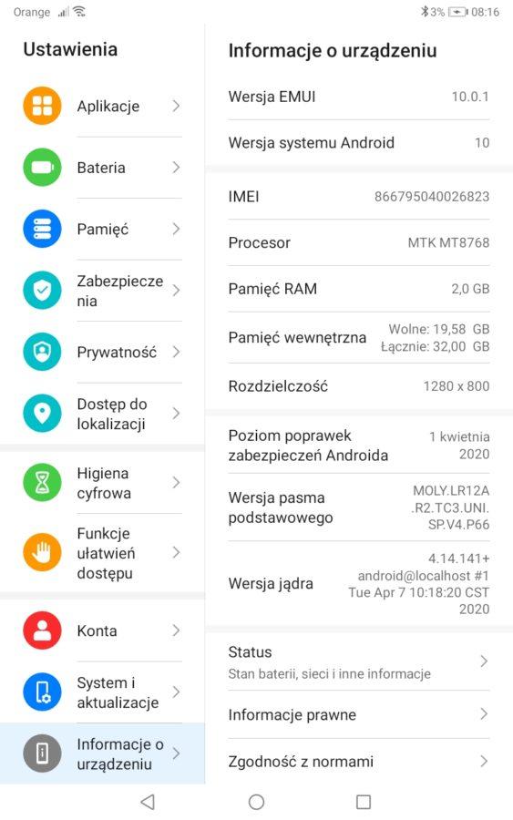 Czy warto kupować tanie tablety? Przemyślenia na podstawie testu Huawei MatePad T8 6