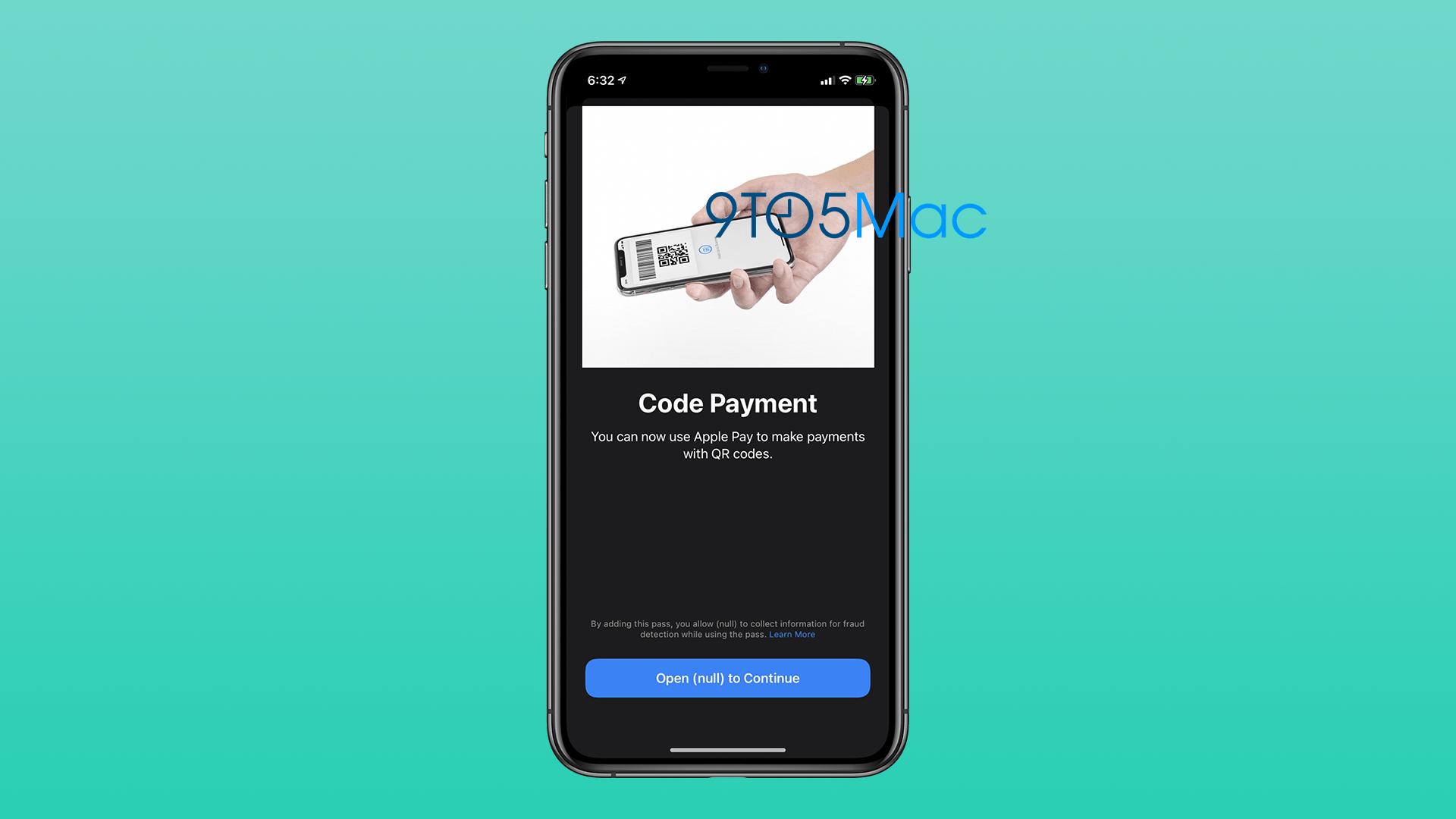 Apple Pay w iOS 14.