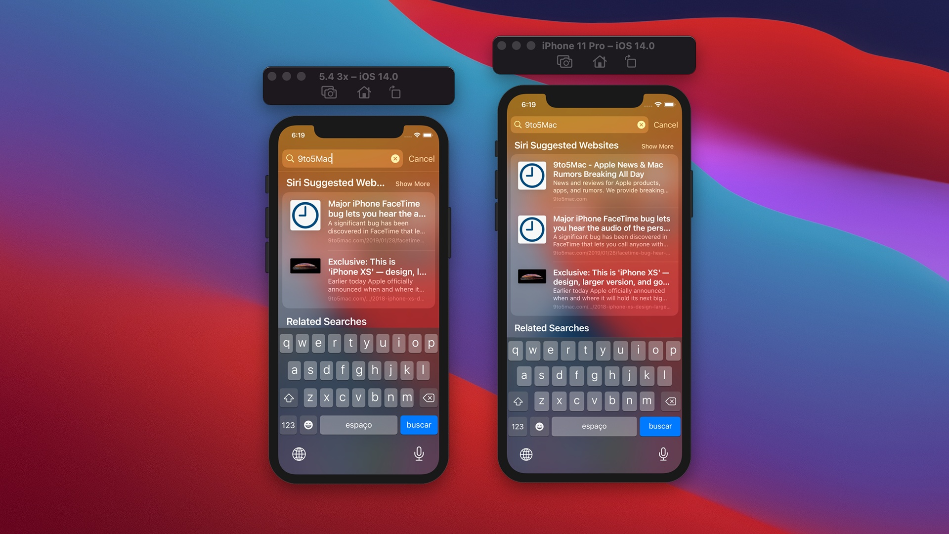 iOS 14 potwierdza 5,4-calowego iPhone'a 12.