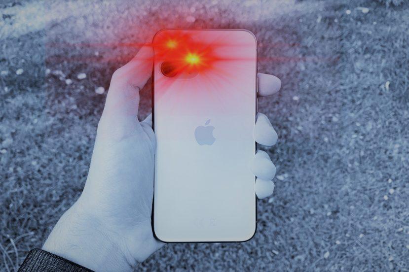 AirDrop ma wykorzystać laser. iPhone'y mogą zyskać szybkie wysyłanie plików 27