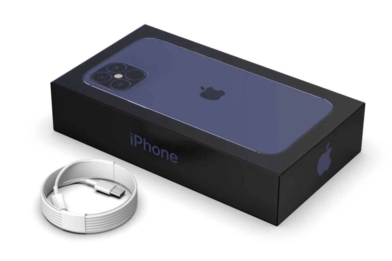 Konferencja Apple – koncept iPhone'ów 12.