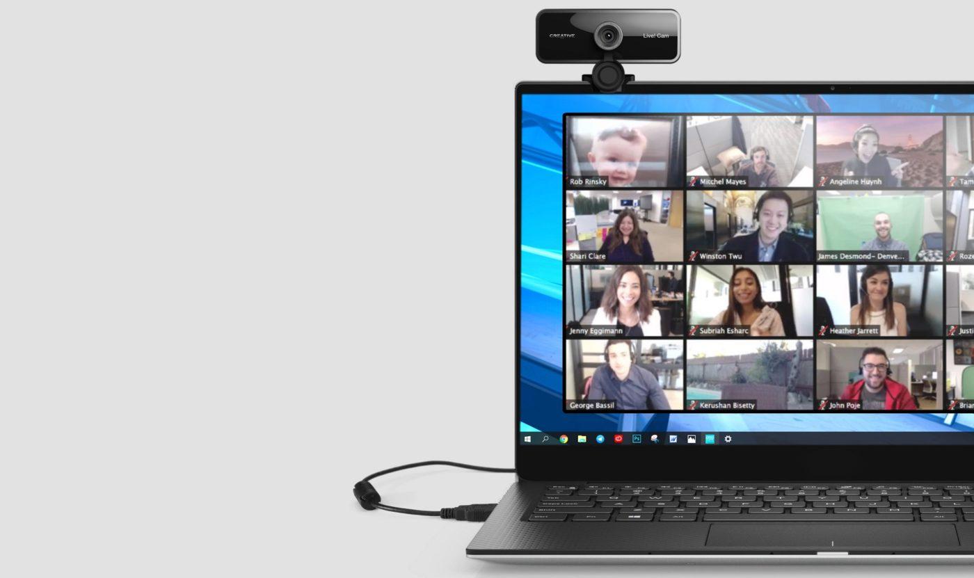 kamerka internetowa Creative Live! Cam Sync 1080p