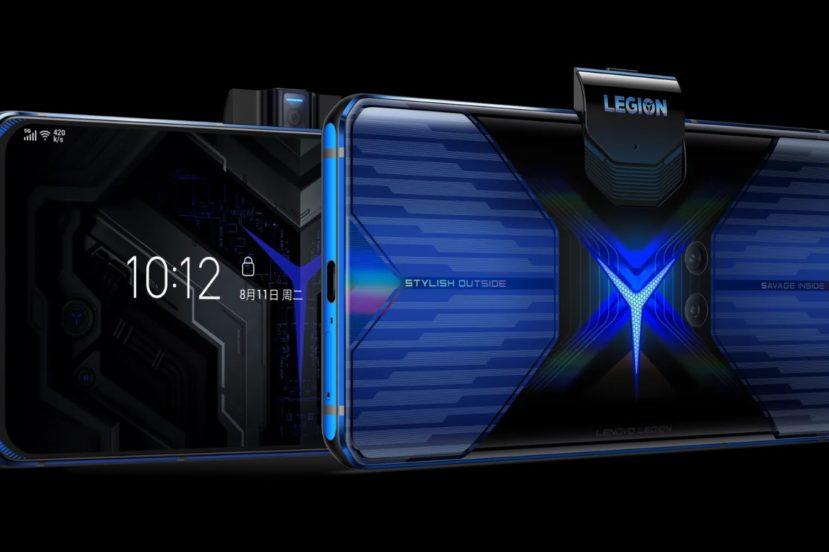 Legion Duel to pierwszy smartfon gamingowy Lenovo. Ma dwie baterie i dwa porty USB