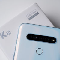 LG K61 - średniak, który zwraca na siebie uwagę. W dodatku w dobrej promocji! 20