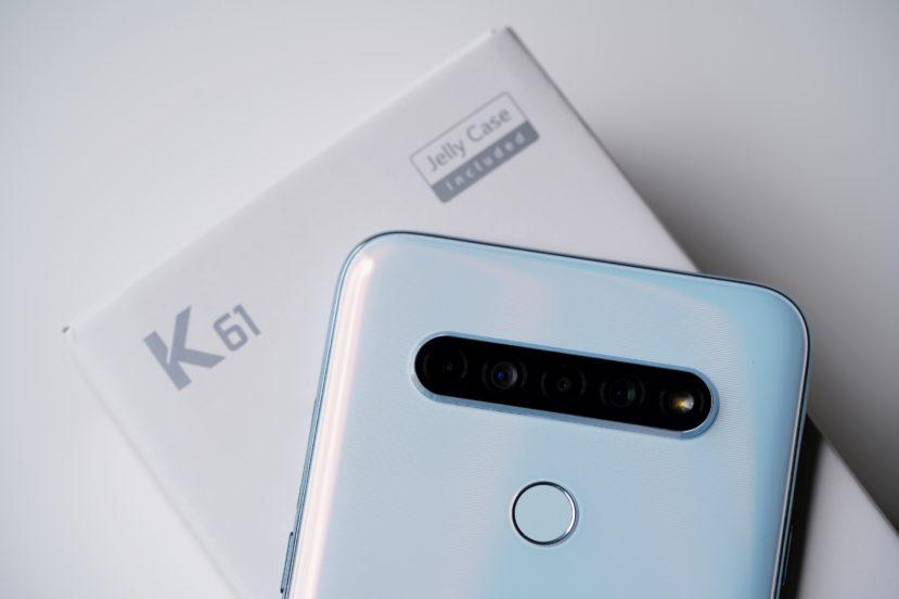 LG K61 - średniak, który zwraca na siebie uwagę. W dodatku w dobrej promocji! 24