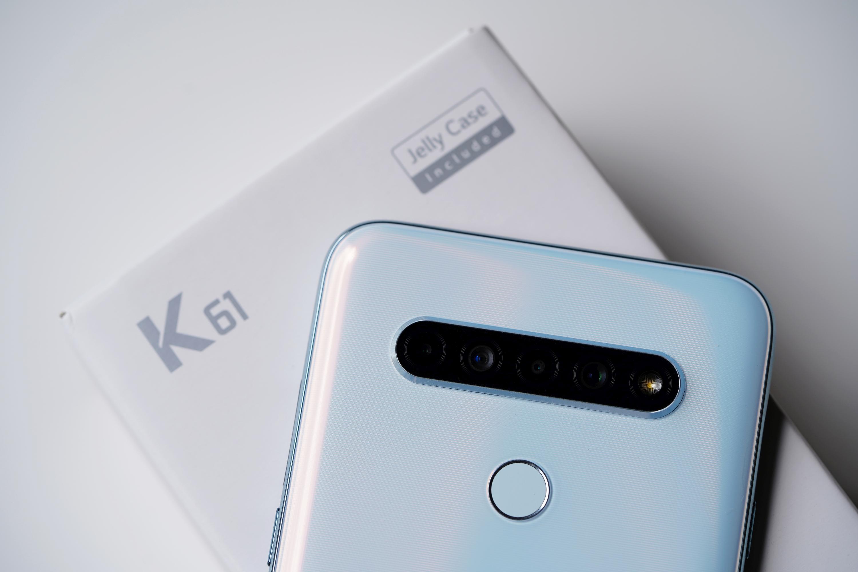 LG K61 - średniak, który zwraca na siebie uwagę. W dodatku w dobrej promocji! 19