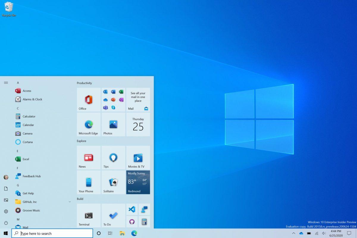 Windows 10 będzie miał ładniejsze Menu Start i zmieniony menedżer kart Alt+Tab 21 Windows 10