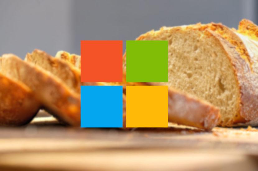 Gotuj z Microsoftem. Szef komunikacji firmy robi przepyszne grissini, korzystając z Surface Duo 20