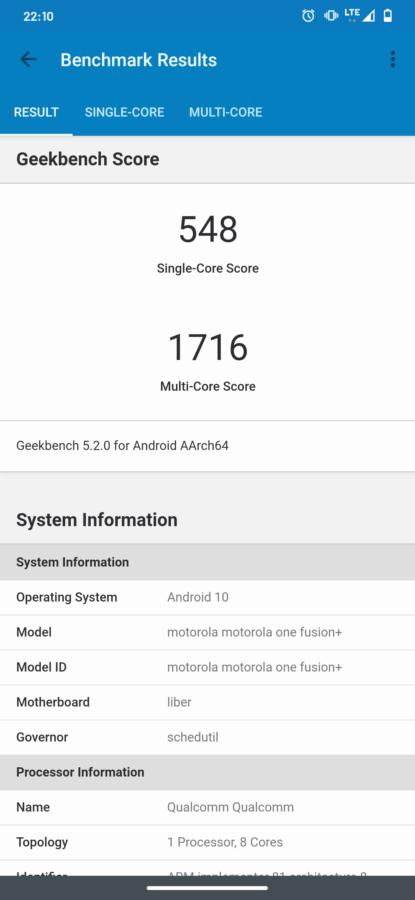 Motorola One Fusion+ to średniak, któremu brakuje tylko NFC (recenzja) 28