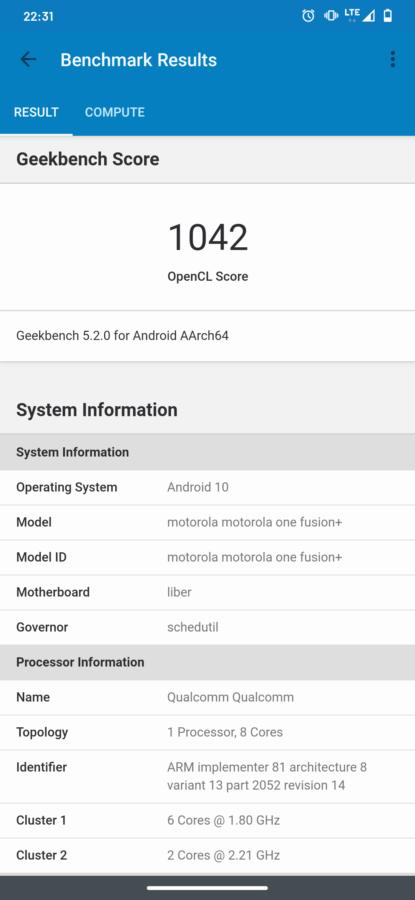 Motorola One Fusion+ to średniak, któremu brakuje tylko NFC (recenzja) 32