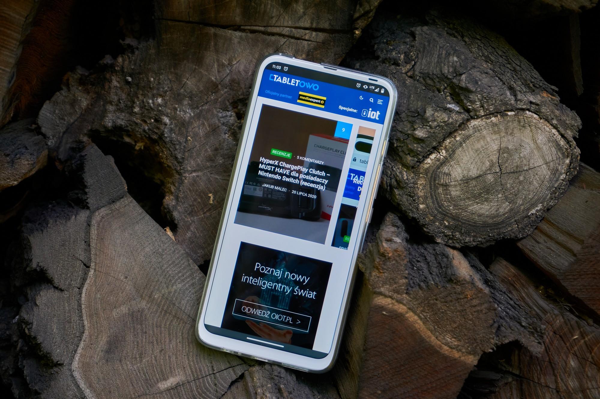 Motorola One Fusion+ to średniak, któremu brakuje tylko NFC (recenzja) 18