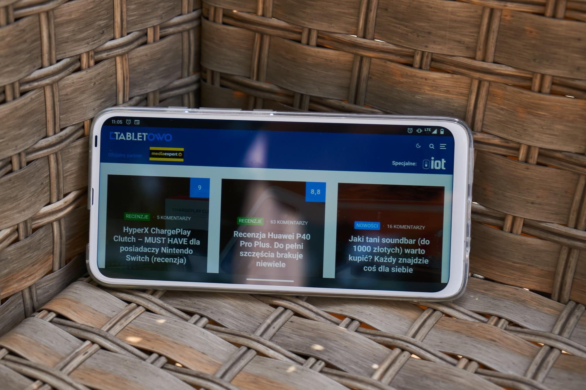 Motorola One Fusion+ to średniak, któremu brakuje tylko NFC (recenzja) 76