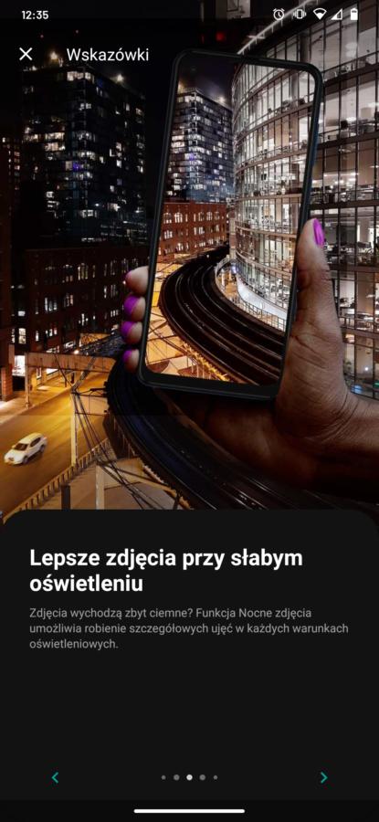 Motorola One Fusion+ to średniak, któremu brakuje tylko NFC (recenzja) 46