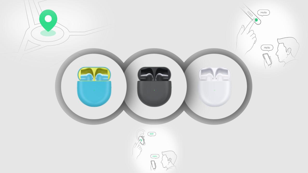 OnePlus Buds - miniatura
