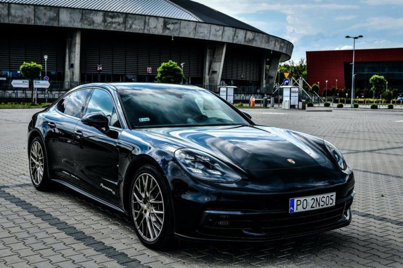 Porsche Panamera - test technologii w limuzynie za 650 tys. złotych 16