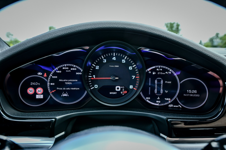Porsche Panamera – test technologi.
