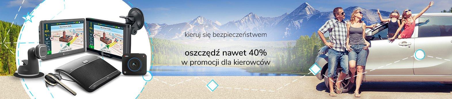 promocja x-kom akcesoria dla kierowców
