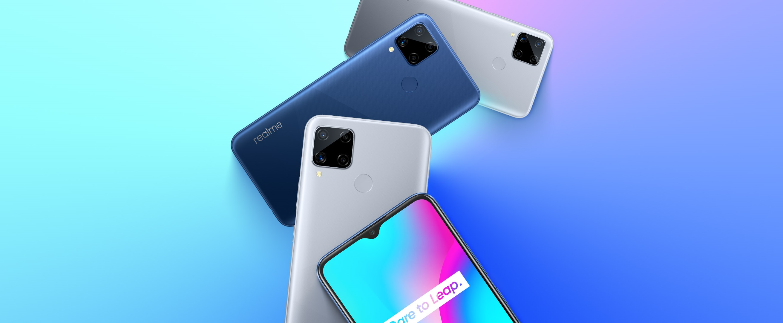 smartfon realme C15 smartphone