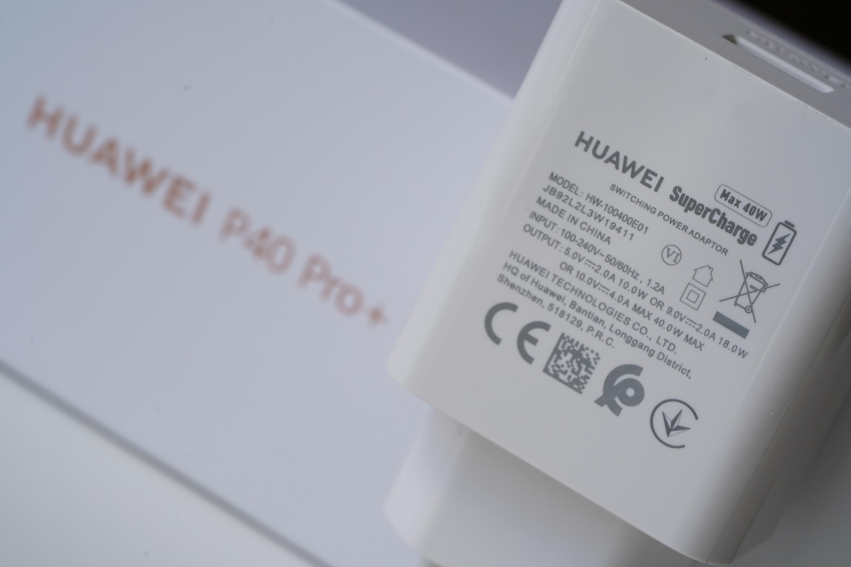 Huawei P40 Pro+ ładowarka zasilacz