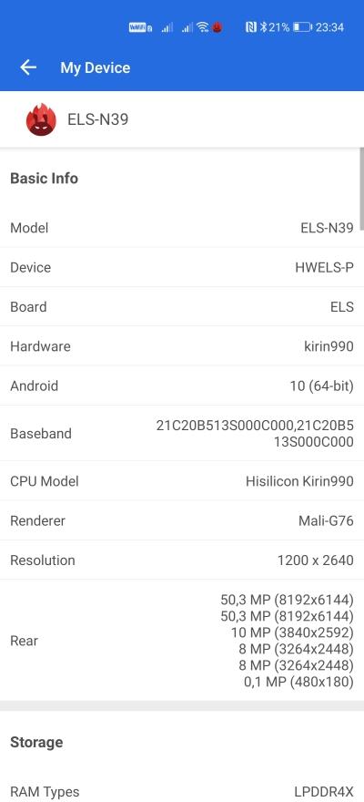 Recenzja Huawei P40 Pro Plus. Do pełni szczęścia brakuje niewiele 76 Recenzja Huawei P40 Pro Plus